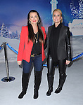 Hollywood, CA - NOVEMBER 19: Kyle Richards and Kim Richards arrives at The Disney FROZEN Premiere held at The El Capitan Theatre in Hollywood, California on November 19,2012                                                                               © 2013 Hollywood Press Agency
