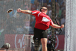 Glasgow 2014 Commonwealth Games<br /> Aled Davies (Wales) competing in the Men's Para-Sport Discus Throw.<br /> Hampden Park<br /> 28.07.14<br /> ©Steve Pope-SPORTINGWALES