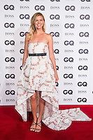 Kelly Rohrbach  arrives for the GQ Men Of The Year Awards 2016 at the Tate Modern, London
