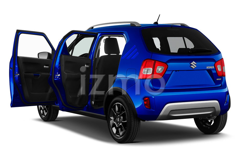 Car images of 2020 Suzuki Ignis GL+ 5 Door Hatchback Doors