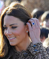 BREAKING NEWS - Kate and William: Duchess pregnant, palace says<br /> <br /> The Duchess of Cambridge is expecting a baby, St James's Palace has announced.<br /> <br /> Members of the Royal Family and the duchess's family, the Middletons, are said to be delighted.<br /> <br /> People:  Kate Middleton