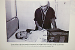 Photo In Hoa Lo Prison Museum Of John McCain 1967