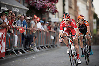 Kenneth Vanbilsen (BEL/Cofidis)<br /> <br /> Post-Tour Criterium Mechelen 2015