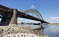 Nederland  Nijmegen  - September 2020.    De Waalbrug.    Foto : ANP/ Hollandse Hoogte / Berlinda van Dam