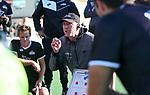Darren Smith. Men's North v South hockey match, St Pauls Collegiate, Hamilton, New Zealand. Saturday 17 April 2021 Photo: Simon Watts/www.bwmedia.co.nz