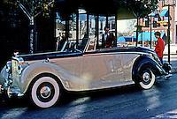 Car: Bentley Convertible