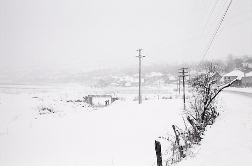 Transylvania, Romania<br /> December 31, 1991