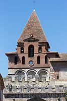 Europe/France/Midi-Pyrénées/82/Tarn-et-Garonne/Moissac: Eglise abbatiale Saint-Pierre de Moissac