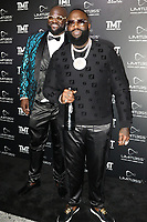 FT. LAUDERDALE, FL - FEBRUARY 28, 2021 - Rick Ross attends Floyd Mayweather's futuristic 44th birthday party at The Venue on February 18, 2021 in Fort Lauderdale, Florida. Photo Credit: Walik Goshorn/Mediapunch