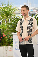 CANNES, FRANCE. July 12, 2021: Anders Danielsen Lie at the photocall for Bergman Island at the 74th Festival de Cannes.<br /> Picture: Paul Smith / Featureflash
