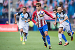 Antonie Griezmann of Atletico Madrid in action during their La Liga match between Atletico Madrid and Deportivo de la Coruna at the Vicente Calderon Stadium on 25 September 2016 in Madrid, Spain. Photo by Diego Gonzalez Souto / Power Sport Images