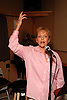Eileen Fulton recording CD July 2006