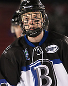 Ryan McMurphy (Bentley - 9) - The Bentley University Falcons defeated the Army West Point Black Knights 3-1 (EN) on Thursday, January 5, 2017, at Fenway Park in Boston, Massachusetts.The Bentley University Falcons defeated the Army West Point Black Knights 3-1 (EN) on Thursday, January 5, 2017, at Fenway Park in Boston, Massachusetts.