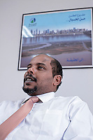 Hani H. El Khidir, Managing Director of the Alsunut Development company. Alsunut's Almorgran project aims to change the face of Khartoum with a new $4bn business and residential district.