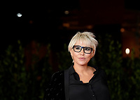 Italian singer Malika Ayane poses on the red carpet for the screening of 'Caterina Caselli - Una vita, cento vite' at the 16th edition of the Rome Film Fest in Rome, on October 20, 2021.<br /> UPDATE IMAGES PRESS/Isabella Bonotto