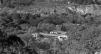 Abandoned sanitarium, 1987   &#xA;<br />