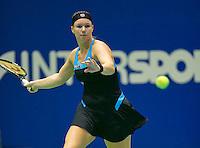 21-12-13,Netherlands, Rotterdam,  Topsportcentrum, Tennis Masters, semifinal, Kiki Bertens(NED)<br /> Photo: Henk Koster