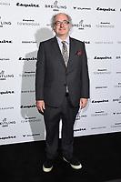 John Lanchester<br /> arriving for the Esquire Townhouse 2019 launch party, London.<br /> <br /> ©Ash Knotek  D3528 16/10/2019