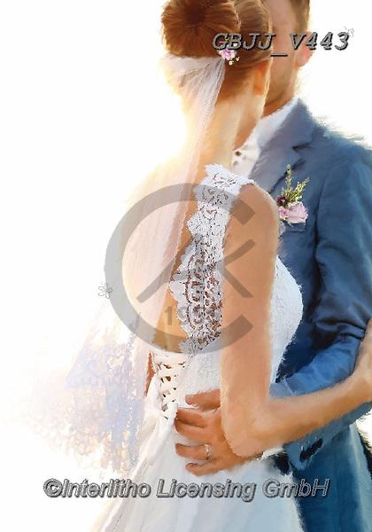 Jonny, WEDDING, HOCHZEIT, BODA, paintings+++++,GBJJV443,#w#, EVERYDAY
