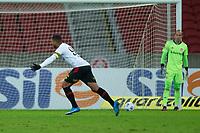 30th May 2021; Beira-Rio, Porto Alegre, Brazil; Brazilian Serie A, Internacional versus Sport Recife; Thiago Neves of Sport Recife celebrates his penalty kick goal in the 62th minute for 2-1