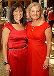 Ilene Allen and Ruth Ryan at the American Heart Association Go Red for Women luncheon at the InterContinental Houston Monday May 04,2009.  (Dave Rossman/For the Chronicle)