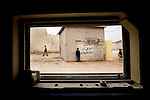 All of the photographs in Iraq | Perspectives were taken in over a six-year period, from 2003 to 2008.