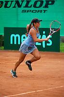 August 6, 2014, Netherlands, Rotterdam, TV Victoria, Tennis, National Junior Championships, NJK,  Gabriella Mujan<br /> Photo: Tennisimages/Henk Koster