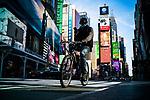 CORONAVIRUS have skyrocket bicycle thefts in NYC