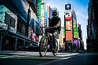 CORONAVIRUS have skyrocket bicycle thefts in NYC
