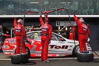 V8 Supercars 500km Race 3 at the 2008 L&H 500, Phillip Island Grand Prix Circuit