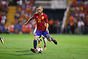 Soccer : FIFA World Cup 2018 Qualifying round : Spain 3-0 Albania