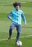 Getafe CF's Marc Cucurella during training session. February 17, 2021.(ALTERPHOTOS/Acero)