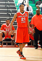 April 9, 2011 - Hampton, VA. USA;  Aaric Armstead participates in the 2011 Elite Youth Basketball League at the Boo Williams Sports Complex. Photo/Andrew Shurtleff