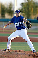 Carl Webster ---  AZL Dodgers - 2009 Arizona League.Photo by:  Bill Mitchell/Four Seam Images.