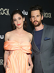 LOS ANGELES, CA - OCTOBER 14: Lizzy Caplan, Tom Riley, at Hulu's Castle Rock Season 2 Premiere at AMC Sunset 5 in Los Angeles, California on October 14, 2019. <br /> CAP/MPIFS<br /> ©MPIFS/Capital Pictures