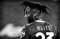 Soualiho Meite of Torino FC reacts during the Serie A football match between Juventus FC and Torino FC at Allianz stadium in Torino (Italy), December 5th, 2020. Photo Andrea Staccioli / Insidefoto