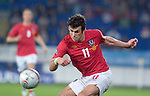 081010 Wales v Bulgaria football
