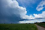Europa, DEU, Deutschland, Baden-Wuerttemberg, Region Stuttgart, Echterdingen, Unwetter, Boeenwalze, Regenwolke, Natur, Umwelt, Landschaft, Jahreszeiten, Wetter, Himmel, Wolken, Wolkenkunde, Wetterbeobachtung, Wetterelemente, Wetterlage, Wetterkunde, Witterung, Witterungsbedingungen, Wettererscheinungen, Meteorologie, Bauernregeln, Wettervorhersage, Wolkenfotografie, Wetterphaenomene, Wolkenklassifikation, Wolkenbilder, Wolkenfoto, <br /> <br /> [Fuer die Nutzung gelten die jeweils gueltigen Allgemeinen Liefer-und Geschaeftsbedingungen. Nutzung nur gegen Verwendungsmeldung und Nachweis. Download der AGB unter http://www.image-box.com oder werden auf Anfrage zugesendet. Freigabe ist vorher erforderlich. Jede Nutzung des Fotos ist honorarpflichtig gemaess derzeit gueltiger MFM Liste - Kontakt, Uwe Schmid-Fotografie, Duisburg, Tel. (+49).2065.677997, ..archiv@image-box.com, www.image-box.com]