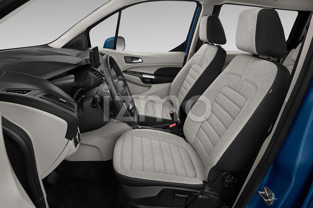Front seat view of 2020 Ford Grand-Tourneo-Connect Titanium 5 Door Minivan Front Seat  car photos