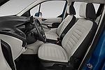 Front seat view of 2020 Ford Grand-Tourneo-Connect Titanium 5 Door Minivan Front Seat  car photos