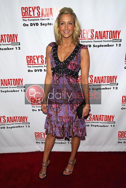 "Lara Spencer<br />at the ""Grey's Anatomy"" Season 2 DVD Launch Party. Social, Hollywood, CA. 09-05-06<br />Dave Edwards/DailyCeleb.com 818-249-4998"