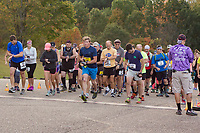 The 2017 Barkcamp Race, Barkcamp State Park, Ohio on October 7, 2017.