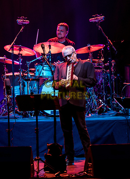 LAS VEGAS, NV - April 12, 2017: ***HOUSE COVERAGE*** Steely Dan kicks off their residency, 'Reelin' In The Chips' at The Opaline Theater at The Venetian Las Vegas in Las vegas, NV on April 12, 2017. <br /> CAP/MPI/EKP<br /> ©EKP/MPI/Capital Pictures