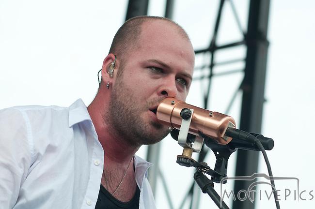 HURT playing at Pointfest 29, September 10th, 2011 Verizon Wireless Amphitheater.