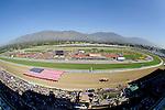 Nov. 03, 2012 - Arcadia, California, U.S - Opening Ceremonies during the Breeders' Cup  at Santa Anita Park in Arcadia, CA. (Credit Image: © Ryan Lasek/Eclipse/ZUMAPRESS.com)