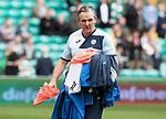 Celtic v St Johnstone …26.08.17… Celtic Park… SPFL<br />Saints kit manager Manny Fowler<br />Picture by Graeme Hart.<br />Copyright Perthshire Picture Agency<br />Tel: 01738 623350  Mobile: 07990 594431
