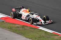 8th October 2021; Formula 1 Turkish Grand Prix 2021 free practise at the Istanbul Park Circuit, Istanbul;  Sergio Perez MEX 11, Red Bull Racing Honda
