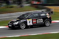 Round 3 of the 2004 British Touring Car Championship. #9. Tom Chilton (GBR). Arena Motorsport. Honda Civic Type-R.
