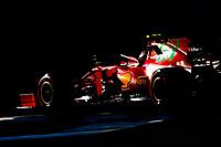 55 SAINZ Carlos (spa), Scuderia Ferrari SF21, action during the Formula 1 Azerbaijan Grand Prix 2021 from June 04 to 06, 2021 on the Baku City Circuit, in Baku, Azerbaijan -<br /> FORMULA 1 : Grand Prix Azerbaijan <br /> 05/06/2021 <br /> Photo DPPI/Panoramic/Insidefoto <br /> ITALY ONLY