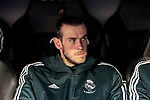 Real Madrid's Gareth Bale during La Liga match between Real Madrid and Girona FC at Santiago Bernabeu Stadium in Madrid, Spain. February 17, 2019. (ALTERPHOTOS/A. Perez Meca)
